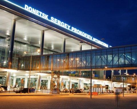 П'ять років війни: з'явилися нові кадри Донецького аеропорту