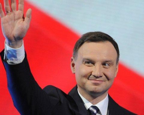Россия — агрессор: президент Польши жестко высказался о Донбассе и Крыме