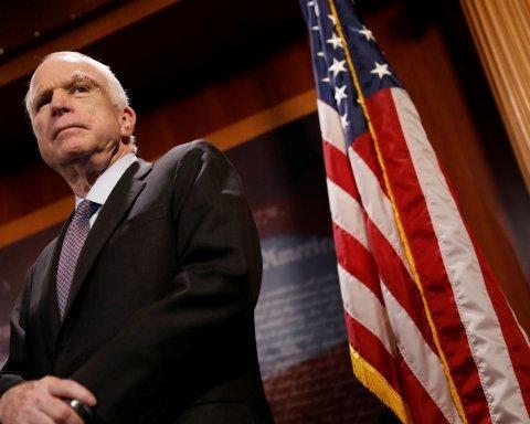 Кто заменит сенатора Маккейна в Сенате: названы кандидаты