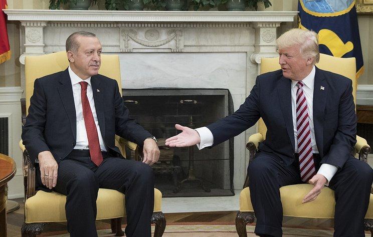 Эрдоган нанес Трампу ответный удар в «торговой войне»