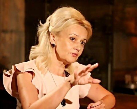 Новое украинское правописание: Фарион назвала проект «зрадофильским»