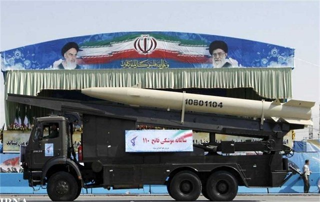 Іран відповів на санкції США випробуванням балістичної ракети
