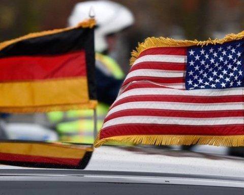 Німеччина стала на захист РФ через санкції США, готують жорстку відповідь
