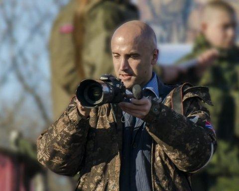 Увірвався та буянив у посольстві: затримано скандального кремлівського пропагандиста Грема Філліпса