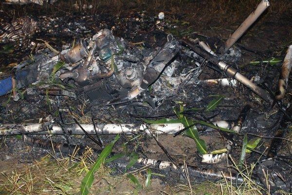 На Тернопільщині розбився мотодельтаплан: є загиблий