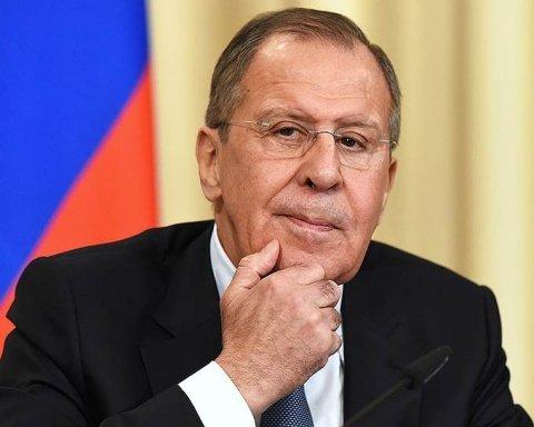 Лавров поскаржився Помпео на нові санкції