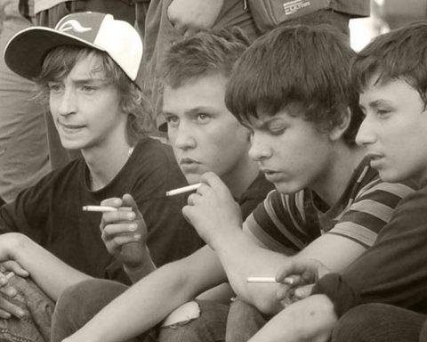 Украинская молодежь и курение: озвучено печальную статистику
