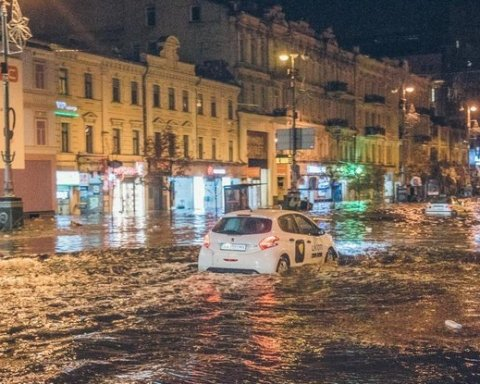 Негода в Україні: чи є шанс на отримання компенсації за затоплене авто