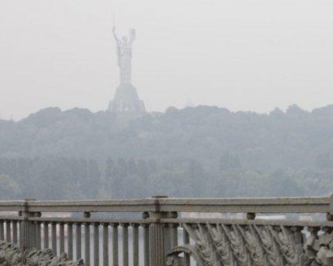 В Киеве в воздухе обнаружили опасные примеси: какие улицы особенно ядовиты