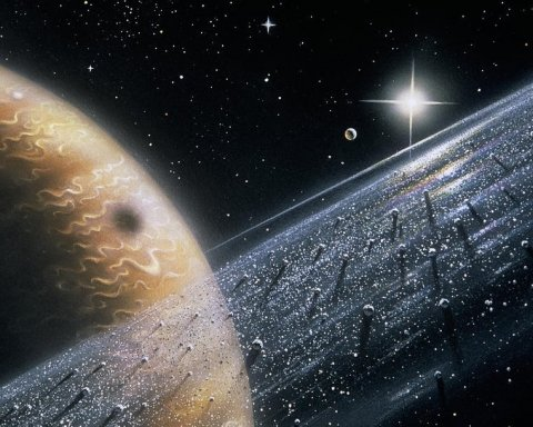 Ученые нашли воду на Юпитере