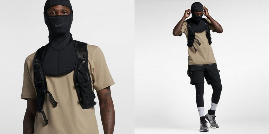 Пропаганда жорстокості: Nike випустила маску-балаклаву