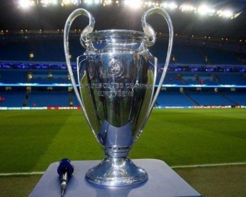 Лига чемпионов: результаты 1-го тура онлайн, матч 19 сентября