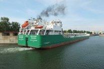 Задержание российского судна в Херсоне: экипаж боится силового захвата, ждут ответа СБУ