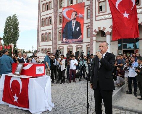В Турции собираются вернуть смертную казнь