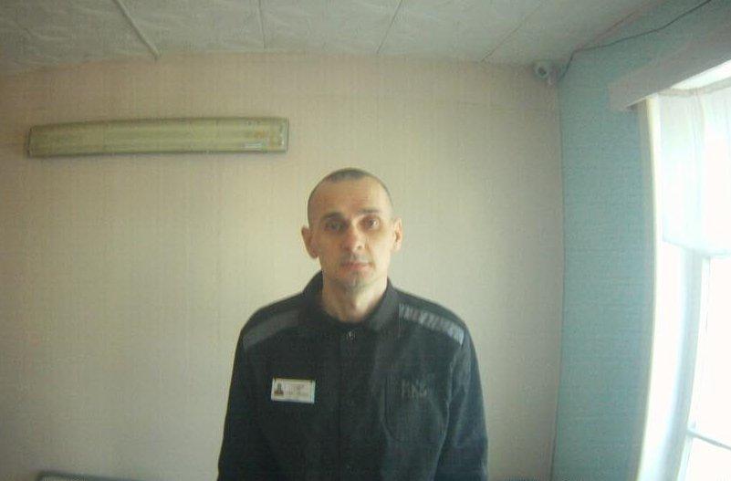 Російські тюремники прокоментували стан здоров'я Сенцова