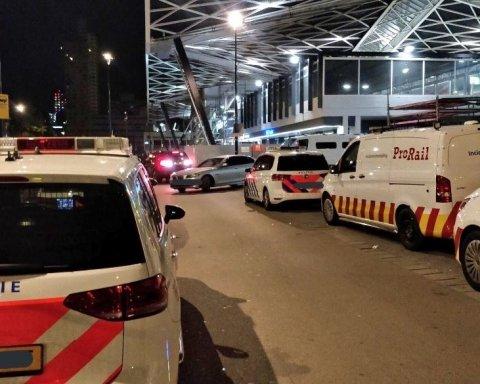 Бомба на вокзалі: у Нідерландах затримали «терористів»