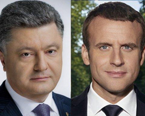 Відданість Франції: Макрон привітав Україну з Днем Незалежності