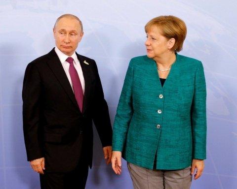 За кошти пенсіонерів: з'явилось відео спільного сніданку Путіна і Меркель