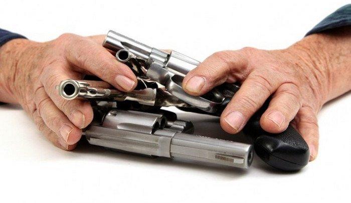 В МВД выступили против легализации огнестрельного оружия в Украине