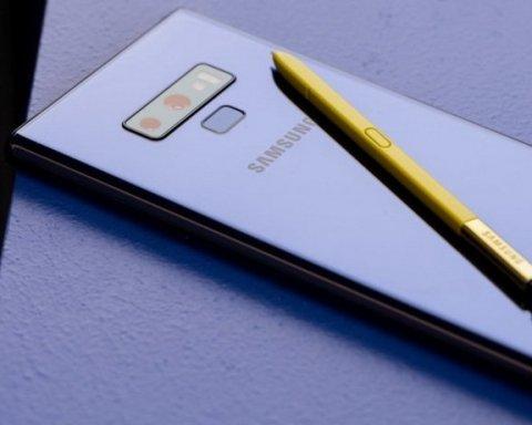 Новий флагман Samsung поступився минулорічному iPhone