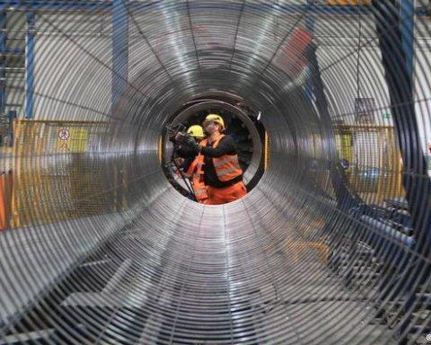 """Україна може зберегти транзит російського газу після запуску """"Північного потоку-2″"""