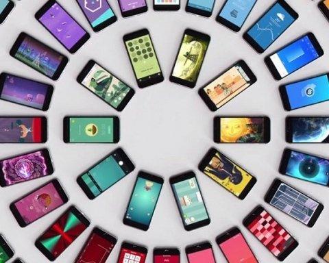 Названо топ-5 найпопулярніших смартофонів за всю історію