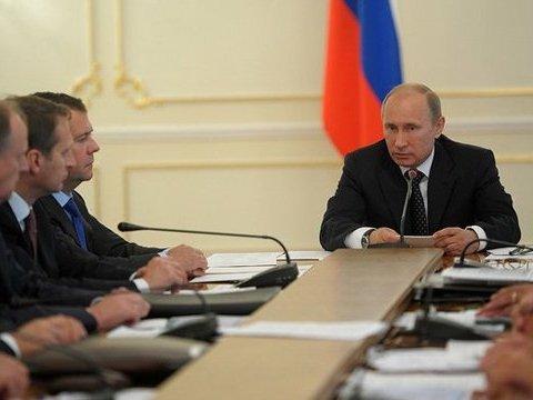 Путін вперше прокоментував нові санкції з боку США