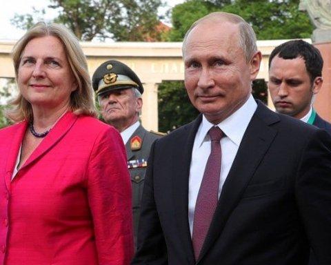 Спецслужбы европейской страны заподозрили в связях с Путиным