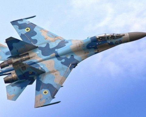 Катастрофа Су-27 в Украине: появилось последнее видео с погибшими пилотами