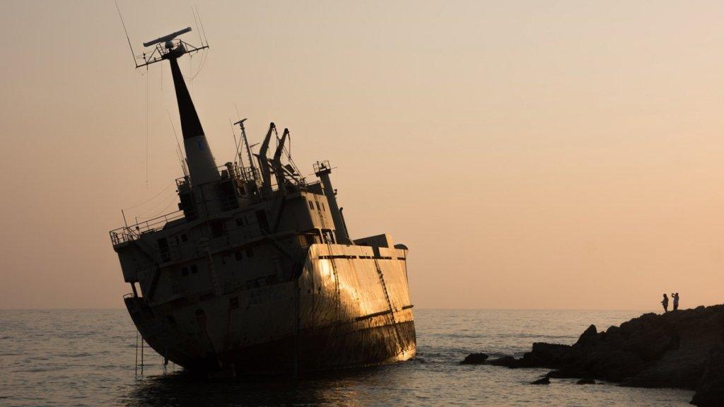 Украинский корабль попал в ЧП в России