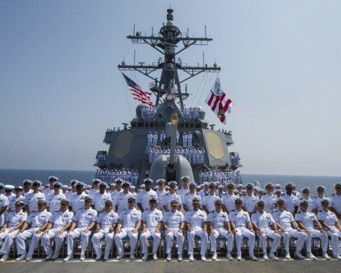 У Чорне море зайшов смертоносний американський есмінець з «Томагавками»