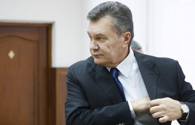 Украинский суд отказал в заочном аресте Януковича по делу «Межигорья»