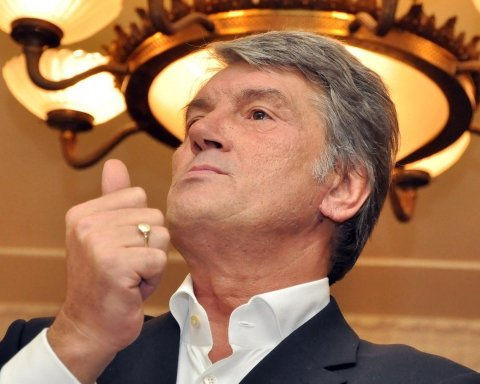 Ющенко озвучил варианты окончания войны на Донбассе