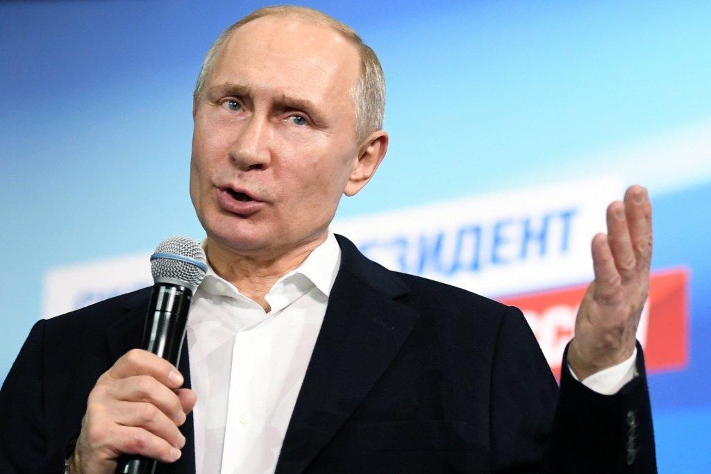 """""""Може це копита"""": у Путіні помітили нову дивину"""