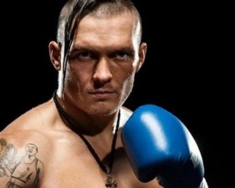 Это травля: боксер Усик может покинуть Украину из-за скандала