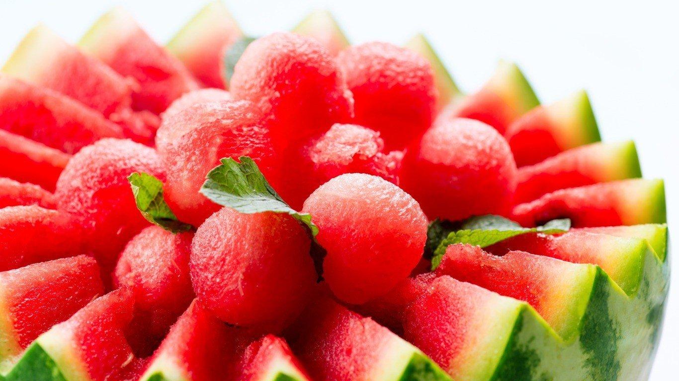 Днем рождения, картинки на рабочий стол лето фрукты на весь экран