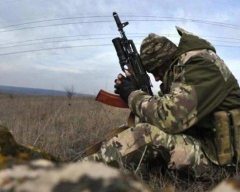 ЗСУ ліквідували відразу трьох терористів на Донбасі