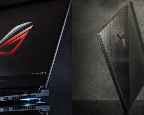 Asus представила сверхтонкий ноутбук для геймеров