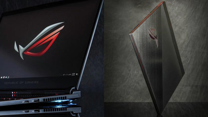 Asus представила надтонкий ноутбук для геймерів