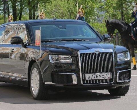 «Без финтифлюшек Трампа»: в РФ похвастались лимузином Путина