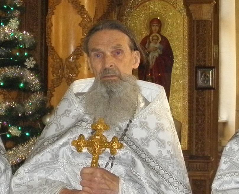 Помер клірик Катерининського собору Херсона протоієрей Павло Галуненко