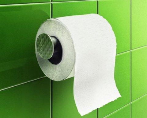 «Розмір з долоню»: росіян закликали економити туалетний папір
