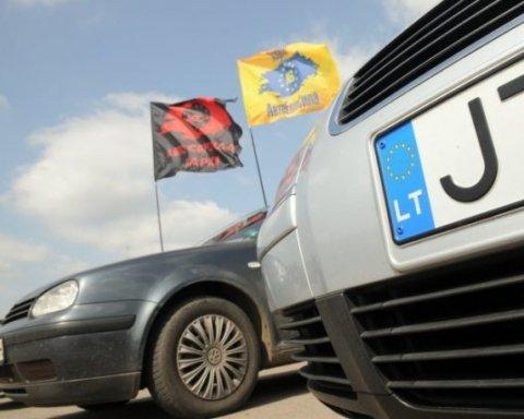 """Названо кількість """"євроблях"""" на українських дорогах"""