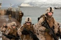 Штаты удвоили контингент своих войск в Норвегии
