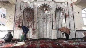 В Афганістані підірвали мечеть під час молитви: десятки загиблих