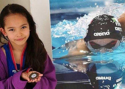 Трагически умерла семилетняя пловчиха из Италии: подробности