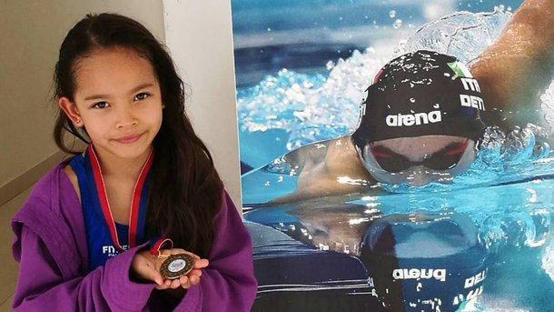 Трагічно померла семирічна плавчиха з Італії: подробиці