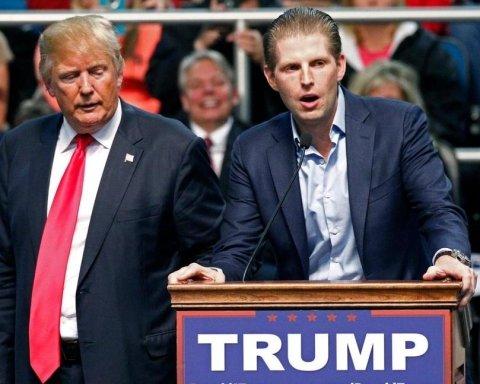 Сын президента рассказал об угрозах и подозрительных посылках