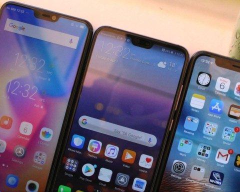 Названий кращий смартфон 2018 року