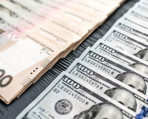 Перспективы неутешительны: курс доллара скакнул за день более чем на полгривны